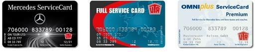 UTA cards