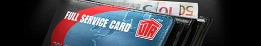 UTA - Full Service Card