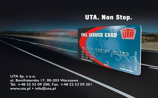 UTA. Non Stop.